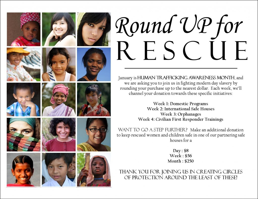 8.1 Round Up for Rescue