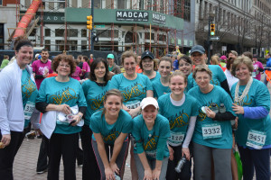 Running Against Human Trafficking